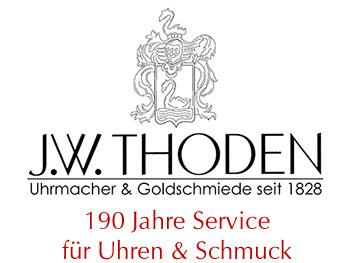 Uhrmacher Thoden-Logo